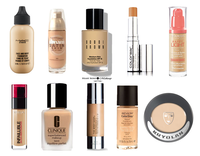beste low budget foundation