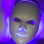 led light facial, skin rejuvenation, cosmetic treatment