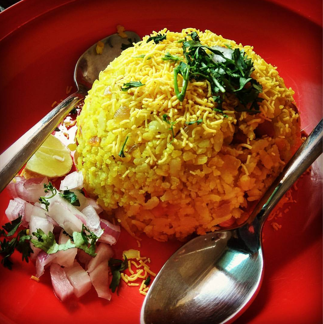 poha,kanda poha,breakfast ideas,healthy breakfast
