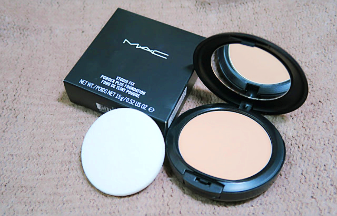 mac powder plus foundation, compact, mac powder, makeup