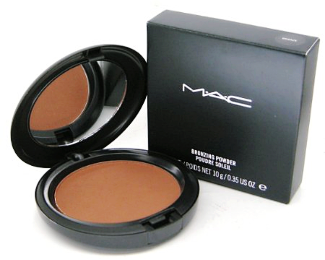 mac powder bronzer, matte bronzer, makeup