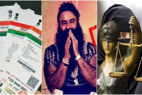 ram rahim, triple talaq, right to privacy