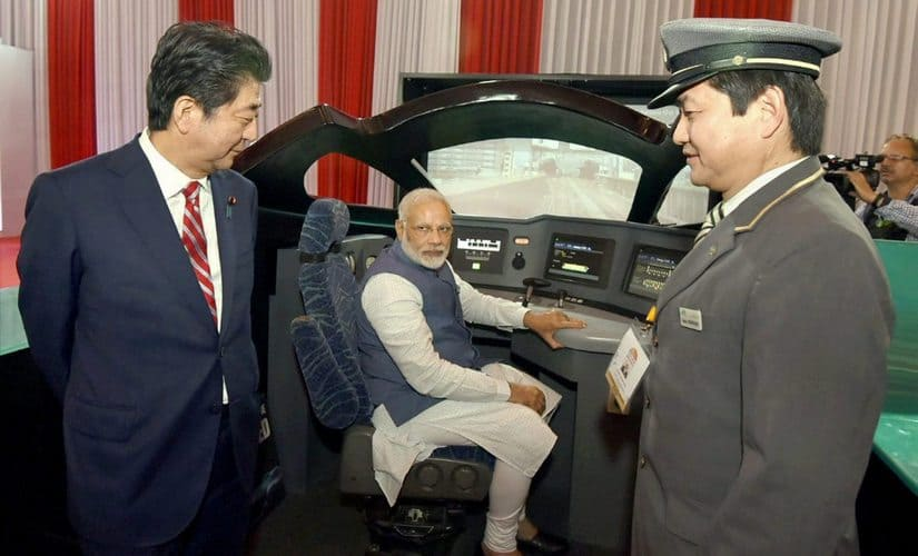bullet trains, cosmotales, india bullet trains