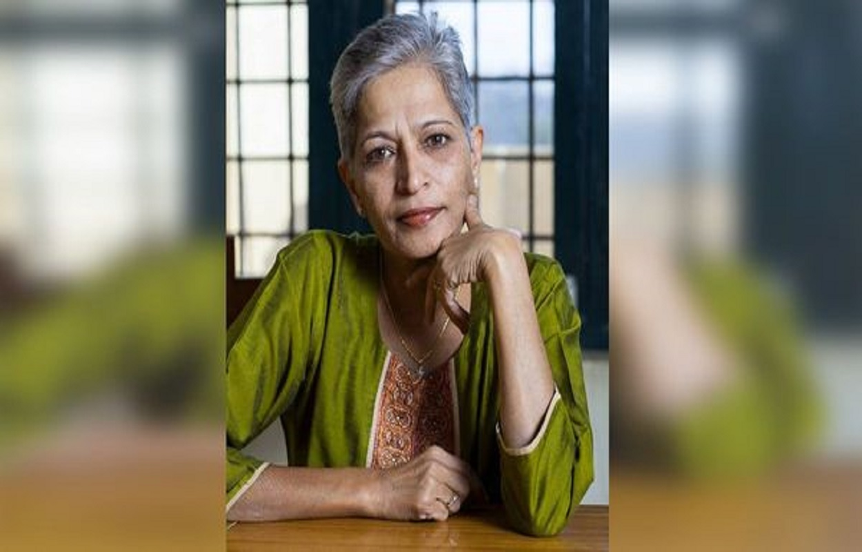 gauri lankesh, journalist, murder