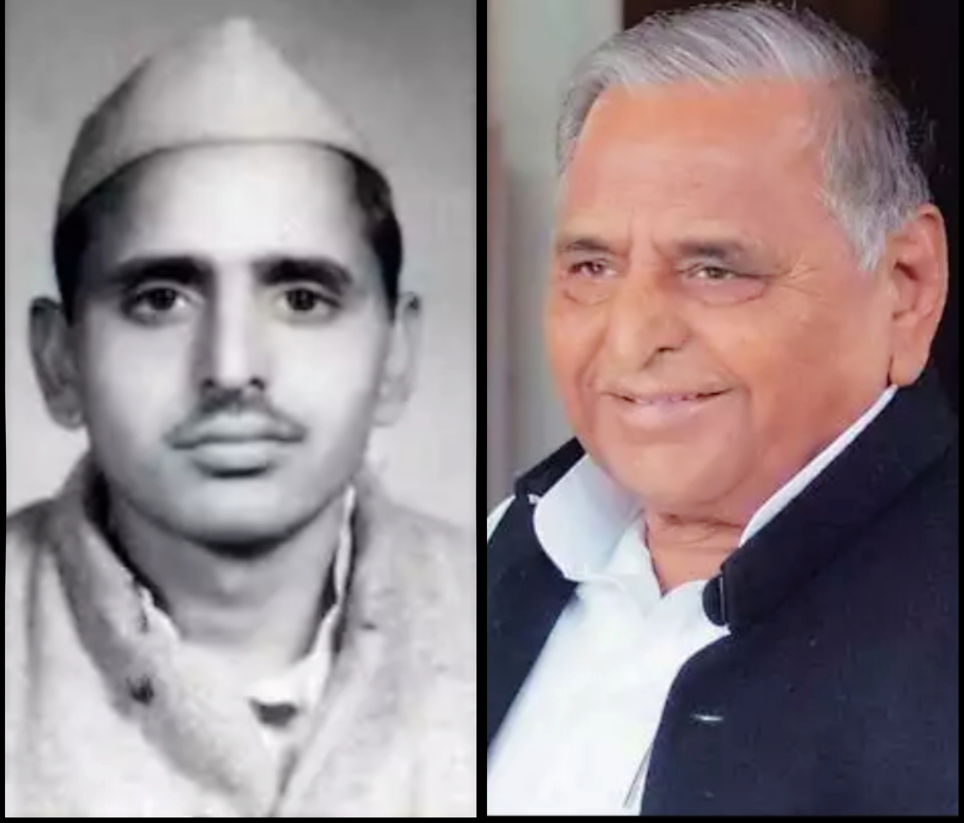 mulayam singh yadav, Indian Politicians, politics, unseen pictures, rare pictures,vintage pictures of Indian Politicians