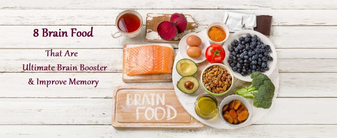 food for memory, food to improve concentration & focus, memory enhance, brain function