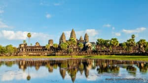 Cambodia, Buddhist Tourism, East Asia, Asian tourism