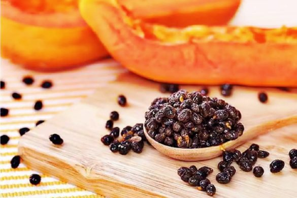 papaya seeds, papaya, papaya with honey, benefits of papaya