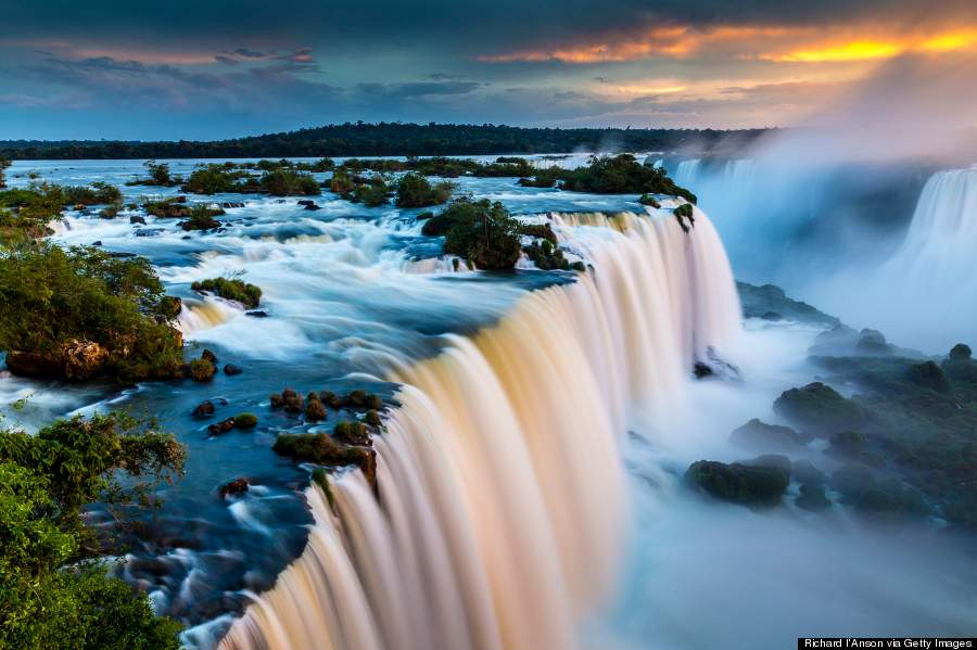 south America, Highest Waterfall