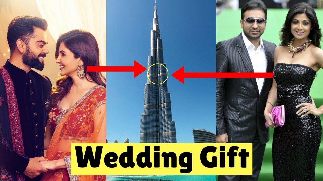 wedding gifts, bollywood wedding, bollywood news
