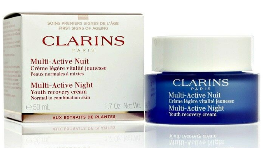 overnight beauty products, night skincare routine, night creams for acne, night serum, night oil, clarins