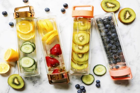 DETOX WATER, DETOX WATER RECIPES
