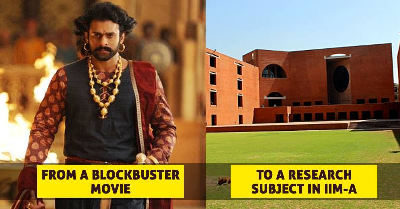 bahubali movie the beginning and conclusion to be studied as