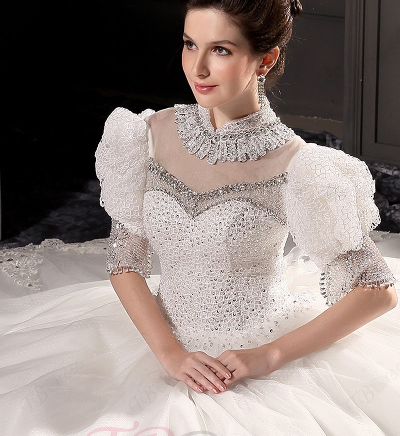 Puffed Sleeve Trend In Wedding Gowns Is Back & We Are ...