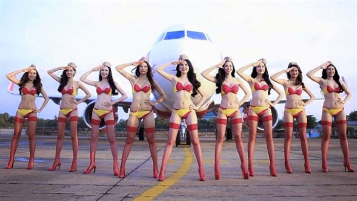 bikini airlines, india-vietnam flights, vietjet